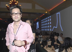 Henry Lee (the Beijinger Magazine) Tags: china girls friends party people happy restaurant wine joy beijing july spirits celebration henry opening nightlife    expats beauties celebrate foreigners  expat   foreigner         tbj   thatsbj ruifu