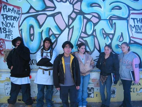 Street Styles art class