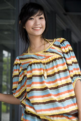 Akina (swanky) Tags: portrait people woman cute girl beautiful beauty face canon asian eos md model women asia pretty sweet femme taiwan 2006 babe belle taipei   tamron taiwanese  30d   dcview   akina a16    1750mm    tamronspaf1750mmf28xrdiiildasphericalifmodela16   emiruemirue mtv mtv ak