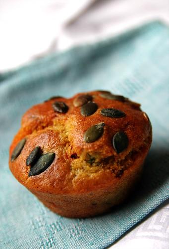 Chorizo Muffin