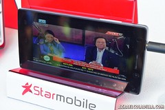 digital tv with quad signal core smartphones starmobile (Photo: popazrael on Flickr)