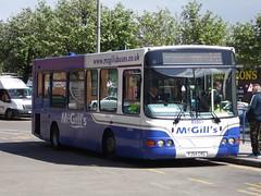 Weekends Only Service (B5951) (Strathclyder) Tags: west bus scotland greenock glasgow single wright paisley partick cadet spt interchange mcgills decker arriva vdl ckg yj54 yj54ckg b5951