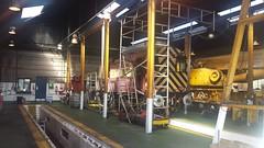 08752 (DBS 60100) Tags: engineering ews class08 dbschenker knottingleydepot