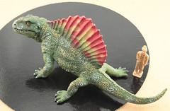 Dimetrodon   1:18 (RobinGoodfellow_(m)) Tags: dimetrodon bullyland