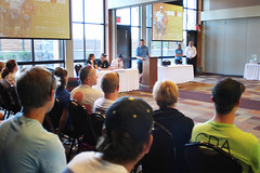 IRONMAN Pro Meet & Greet 2015 (The Salvation Army Kroc Center Coeur d'Alene) Tags: andy bike swim heather trevor run ironman coeur tri triathlon dalene potts triathletes wurtele