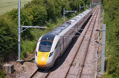 Hitachi IEP Class 800 800001 (Barry Duffin) Tags: uk england train photography nikon rail railway trains dslr hitachi atrain hst superexpress iep olddalby widmerpool d3000 class800 800001