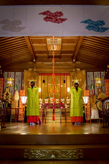 (Clärä) Tags: wedding japan asia boda shiki kimono japonesa japon shinzen sintoísta shinzenshiki