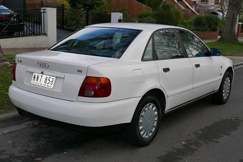 1995 Audi A4 (8D) 1.8 sedan