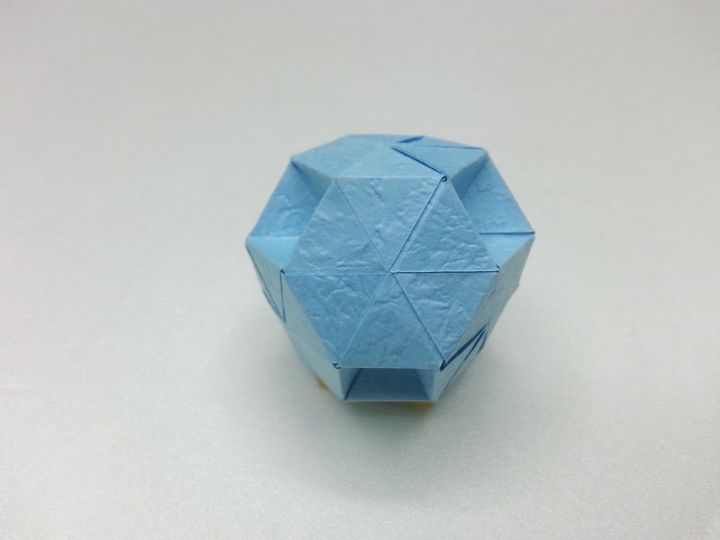 the worlds best photos of octahedron and origami flickr