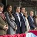 Mauricio Macri asistió a la inauguración de la 129° Exposición Rural de Palermo.-