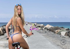 2016-10-29 Martina and Ana 095 (spyjournal) Tags: model bikini dreamcoat dreamcoatphotography beach goldcoast martina ana