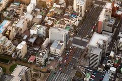 IMG_4263 (W. Tran) Tags: city streets tiltshift tokyo skytree