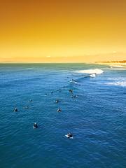 Life's Beaches... (/\ltus) Tags: surfing la losangeles santamonica socal southerncalifornia sony dschx80 ocean pacificocean lifesabeach beach