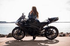 DSC_9228 (Steven Lenoir) Tags: yamaha yamahar1 r1 yammie sportbike sportsbike streetbike teamyamaha moto motorcycle harborisland sandiego sd model downtownsandiego bay