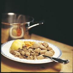 Inderøy Slakteri - Sodd-tallerken
