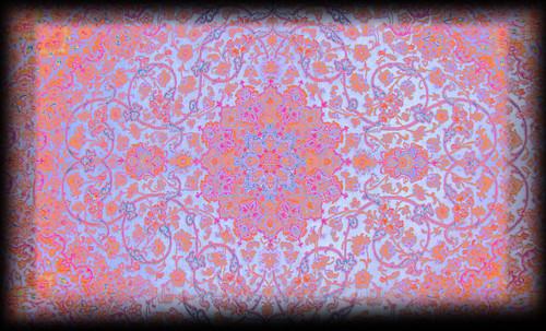 """Alfombras, espacios íntimos que simbolizan templos, árboles de la vida y el conocimiento, astros y paradisos. • <a style=""""font-size:0.8em;"""" href=""""http://www.flickr.com/photos/30735181@N00/31766536634/"""" target=""""_blank"""">View on Flickr</a>"""