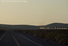 Westbound approaching Siberia, CA (Travis Berryman) Tags: bnsf needlessub desertrailroading bagdad cadiz siberia