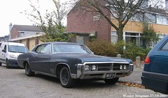 Buick Wildcat 1969 (XBXG) Tags: dm8772 buick wildcat 1969 buickwildcat coupé coupe v8 lpg gpl gm haarlem nederland holland netherlands paysbas vintage old classic american car auto automobile voiture ancienne américaine amerikaans us usa vehicle outdoor