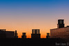Paleta de colores urbana (Iban Lopez (pepito.grillo)) Tags: ©ibanlopez d90 valladolid sunset urbana urban atardecer colores