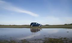 VW Polo GT (Edorta_AS) Tags: nikon d7000 euskadi paisvasco bizkaia vizcaya vw volkswagen polo gt sky clouds blue car carmotive auto automotive tamron landscape paisaje