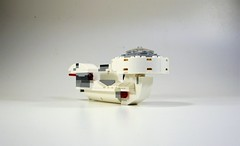 Alternate SW = ST? (cruzen19501) Tags: lego spaceship space outerspace