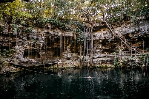 Cenote Xcan Che