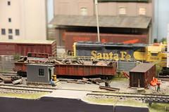 2017_01_22_Modelspoordagen Rijswijk_011 (dmq images) Tags: the fridge modelleisenbahn model railway railroad scale schaal modelspoor h0 187 layout modelspoordagen rijswijk