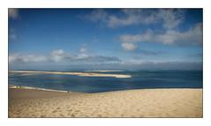 Le Banc d'Arguin (Rémi Marchand) Tags: gironde dune banc arguin atlantique océan sable aquitaine côte dargent pilat argent pyla pylasurmer testedebuch plage nouvelle paysage
