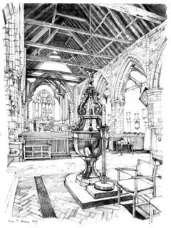 Church of Holy Trinity, Micklegate, York
