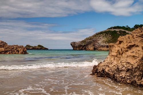 Playa de Palombina 4, Celorio.