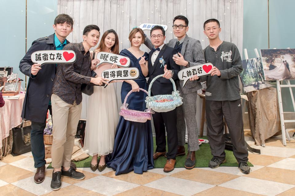 新竹婚攝 晶宴會館 婚禮紀錄 R & S 157