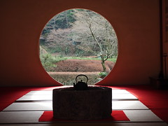 walking around Kamakura 2016.12.26 (14) (double-h) Tags: omdem10markii omd em10markii mzuikodigitaled1442mmf3556ez 鎌倉 鎌倉市 kamakuracity kamakura buddhisttemple temple meigetsuin 寺 寺院 明月院