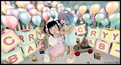 Don't You Cry! (delisadventures) Tags: melanie martinez cry baby cute babies toddleedoo