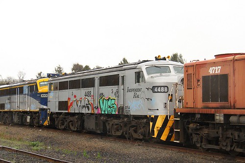 9615. 4488 stored at Goulburn 30-9-16