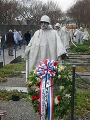 Washington DC. Korean memorial. (TheINTERCULTURE) Tags: stateside