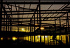 Building sunset (gizmo-the-bandit) Tags: sunset uk abstract cumbria