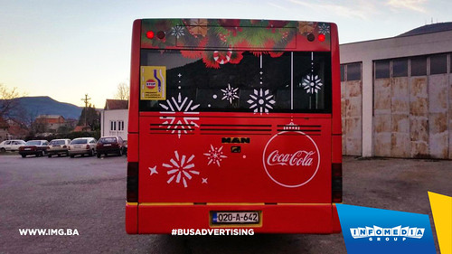 Info Media Group - coca cola, BUS Outdoor Advertising, 12-2016 (4)