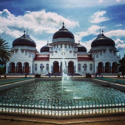 Banda Aceh icon since 1881.