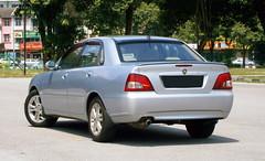 2004 Proton Waja 1.6 AT (ENH) in Ipoh, MY (20, Exterior) (Aero7MY) Tags: 2004 car sedan malaysia 16 saloon ipoh enhanced proton enh waja 16l 4door impian at 4g18