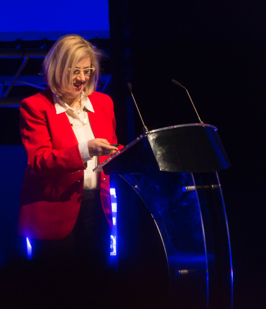 Trailblazing Women- Shelly Porges, National Finance Co-Chair, Ready for Hilary [Inspirefest 2015] REF-105783