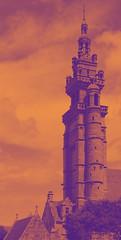 Notre Dame de Croaz Batz, Roscoff (Rockman of Zymurgy) Tags: france church brittany roscoff breizh duotone notre dame eglise rosko breton batz 2013 croaz