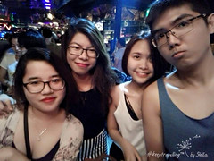 Forever fun (by_Stella) Tags: friends fun friend vietnamese asians nightclub vietnam bestfriends vungtau foreveryoung vuvuzela