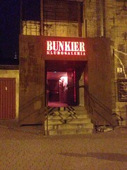 Bunkier, a club inside a old bunker from world war 2.