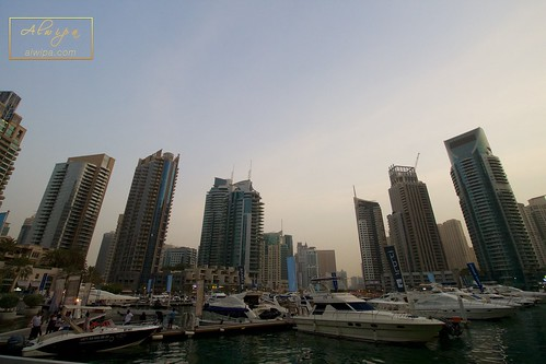 "Dubai Marina • <a style=""font-size:0.8em;"" href=""http://www.flickr.com/photos/104879414@N07/20044796709/"" target=""_blank"">View on Flickr</a>"