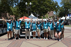 Ken Smith-various-07272015-0003 (digital.volunteers) Tags: volunteers families joy celebration celebrations behindthescenes teamwork familymembers reachup fansinthestands la2015 reachupla atheletevolunteers athletevolunteers