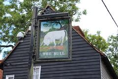 The Bull pub, Corringham, Essex (Davydutchy) Tags: uk greatbritain england food beer cafe pub rally july bull register annual truk essex southend engeland tatra thebull basildon 2015 corringham