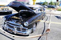 1950 chevrolet DeLuxe (bballchico) Tags: 1950 chevrolet deluxe alexmenchado bomb lowrider royalimagecc 206 washingtonstate patrons car club seattle