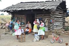 Mixtec Women Oaxaca Mexico (Ilhuicamina) Tags: mujeres mixtecas mixtec oaxacan people gente cocina casa indigenous mexican