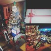 All is merry, bright, and awaiting Christmas morning! 🎄 #Christmas #Christmasmorning #Christmas2016 (Jenn ♥) Tags: ifttt instagram
