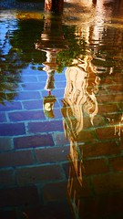 Reflet. (Equilibriste du Temps) Tags: reflet eau cathdrale cordoue espagne cordoba catedral mezquita